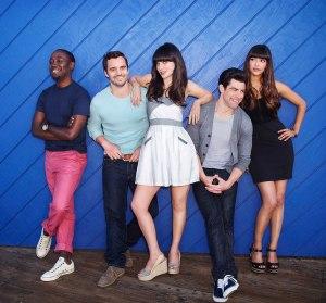 New Girl Season 2 promo