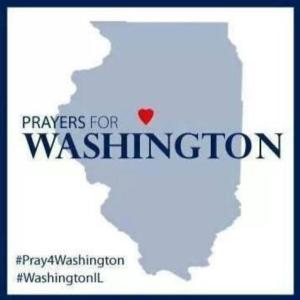 Prayers for Washington
