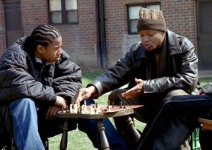 the wire chess