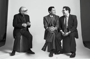 Marty, Leo, Jonah