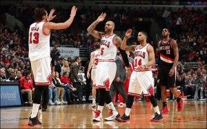 2014 Chicago Bulls!