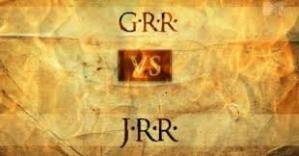 GRR vs JRR