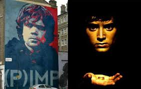 Tyrion and Frodo