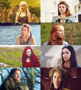 Women of GOT