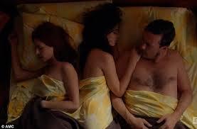 Don Draper threesome