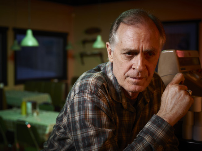 FARGO -- Pictured: Keith Carradine as Lou Solverson -- CR. Matthias Clamer/FX