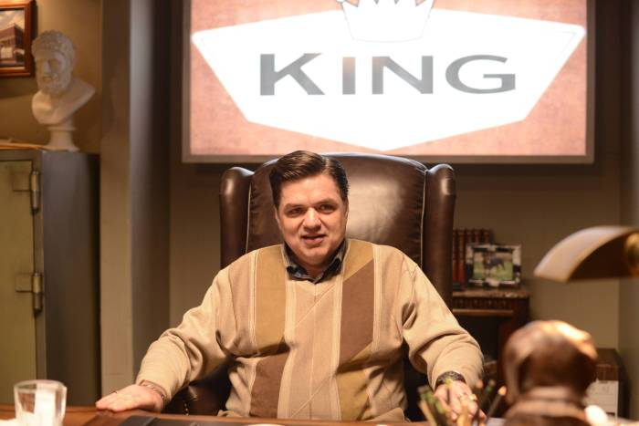 FARGO - Pictured: Oliver Platt as Stavros Milos. CR: Chris Large/FX