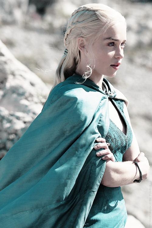 Daenerys season 4
