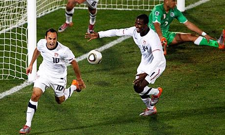 Landon Donovan World Cup