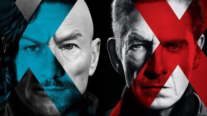 Prof X Magneto