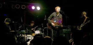Spoon performing