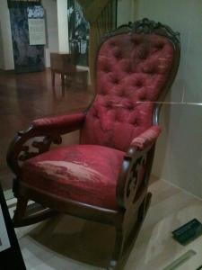 Lincoln's chair