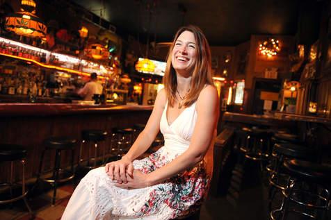 Gillian FLynn bar
