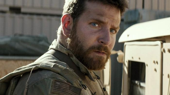 Bradley Cooper as Chris Kyle (Warner Bros. Pictures)